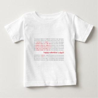 Happy valentine´s day tee shirts