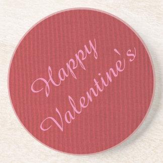 Happy Valentine's Coaster