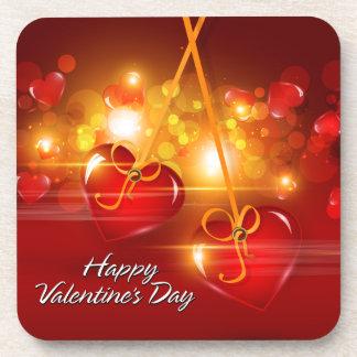Happy Valentine's Day 17 Coaster