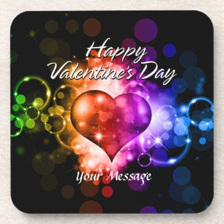 Happy Valentine's Day 5 Coaster