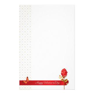Happy Valentine's Day 9 Stationery