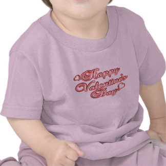 Happy Valentine's Day Baby Shirt
