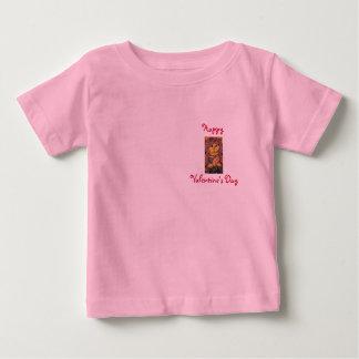 Happy, Valentine's Day-Baby T-Shirt