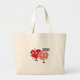 Happy Valentine's Day! Canvas Bag