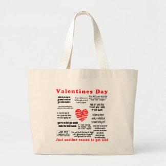 Happy Valentine's Day Bag