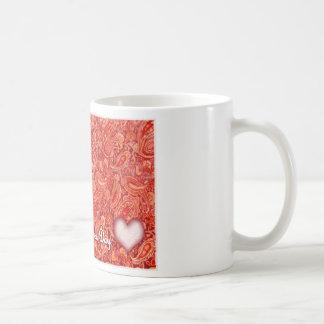 Happy Valentine's Day Basic White Mug