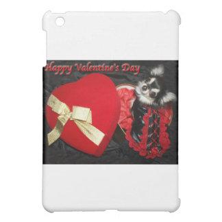 Happy Valentine's Day Chihuahua iPad Mini Cases