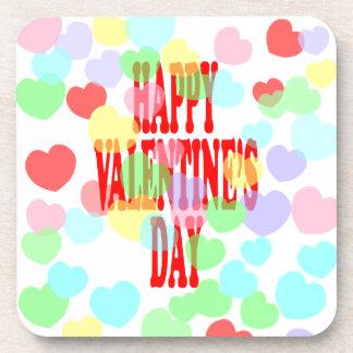 Happy Valentine's Day Coaster