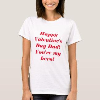 Happy Valentine's Day Dad T-Shirt