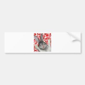 Happy Valentine's Day DasPoohHay Bumper Stickers