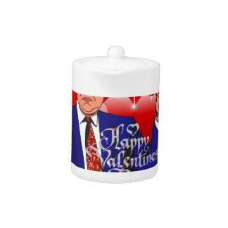 happy valentines day donald trump