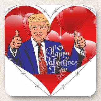 happy valentines day donald trump coaster