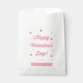Happy Valentine's Day Favor Bag