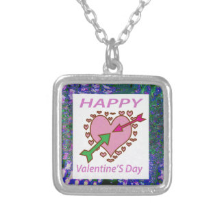 HAPPY  Valentine's Day Gifts Love Romance Teens 99 Pendant