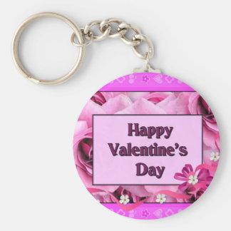 Happy Valentine's Day Keychain