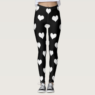 Happy Valentine's Day Leggings