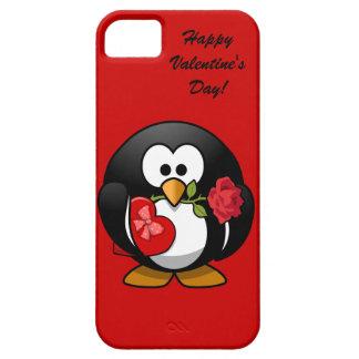 Happy Valentine's Day Penguin iPhone 5 Covers
