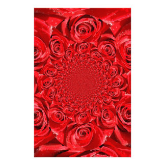 HAPPY VALENTINE'S DAY PERSONALIZED STATIONERY
