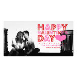 Happy Valentine's Day Picture Card