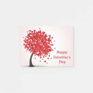 Happy Valentine's Day Post-it® Notes