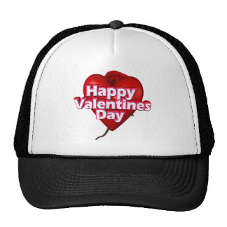 Happy Valentine's Day T-shirts and Gifts Trucker Hat