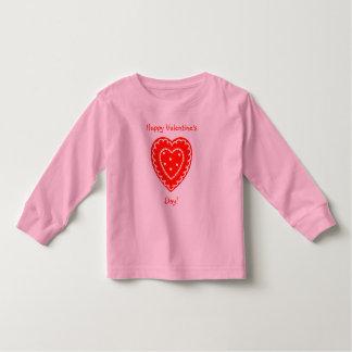 Happy Valentine's Day Toddler T-Shirt