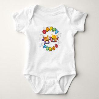 Happy Virus - Babie's Clothes Baby Bodysuit