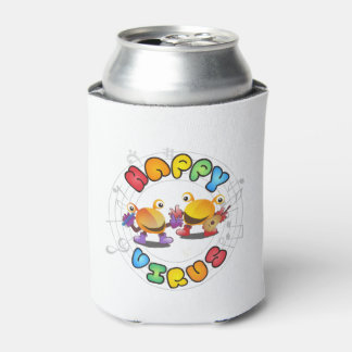 Happy Virus - Can Cooler