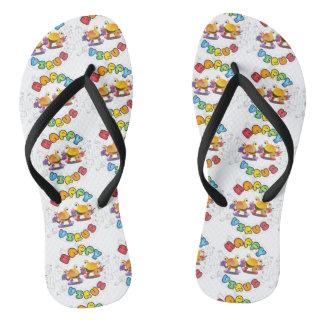Happy Virus - Flip Flops Thongs
