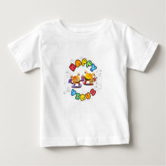 Happy Virus - Kid's Baby T-Shirt