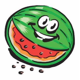 happy watermelon acrylic cut outs