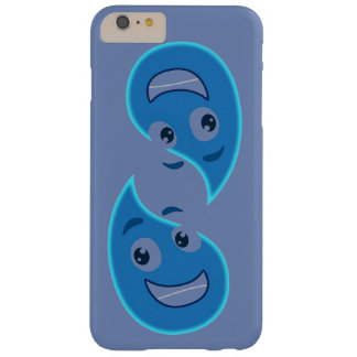 HAPPY WATTER DROP BARELY THERE iPhone 6 PLUS CASE