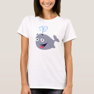 Happy Whale T-Shirt