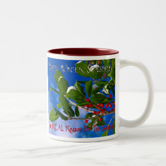 Happy Winter Solstice Mug