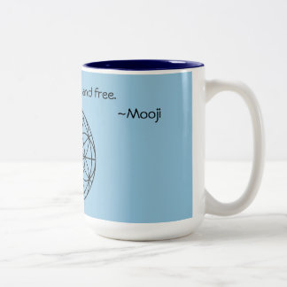 Happy, Wise & Free Mug