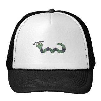Happy Worm Cap
