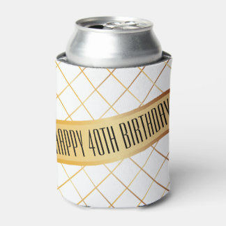 Happy (your age) Birthday | Can Cooler