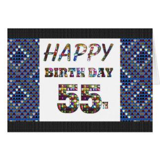 happybirthday happy birthday greeting 55 55th card