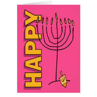 HappyChanukah101 Greeting Card