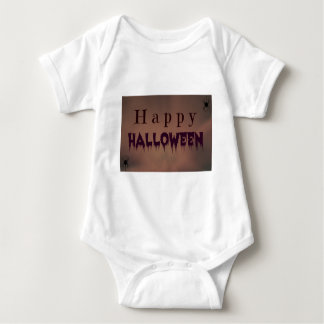 Happyhalloween Baby Bodysuit