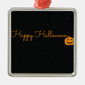 Happyhalloween Metal Ornament