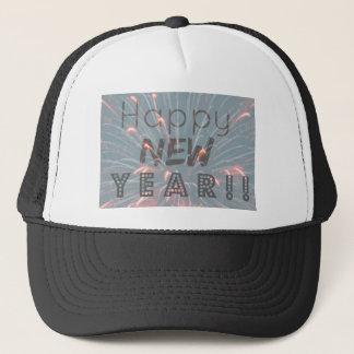 happynewyear trucker hat