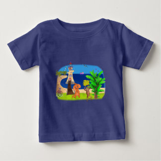 Happy's Lighthouse by The Happy Juul Company Baby T-Shirt