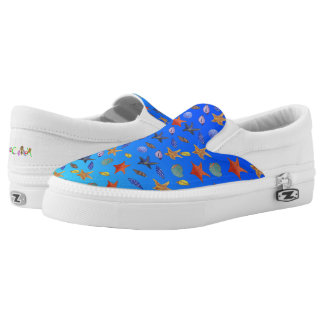 Happy's Lighthouse by The Happy Juul Company Printed Shoes