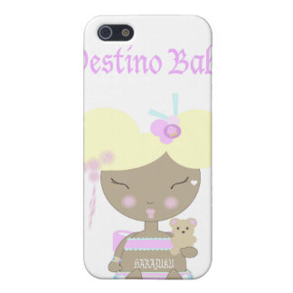 Harajuku Baby iPhone 5/5S Cover