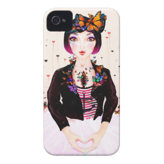 'Harajuku Ballerina' BlackBerry Case