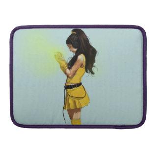 Harajuku Girl MacBook Pro Sleeve