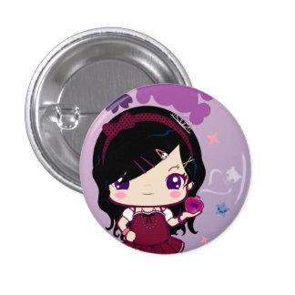 Harajuku Girl Mayumi Pinback Buttons