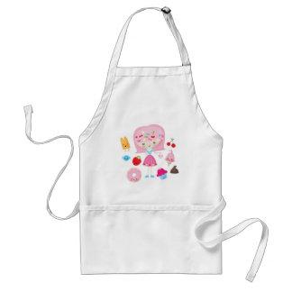 Harajuku Kawaii girl apron