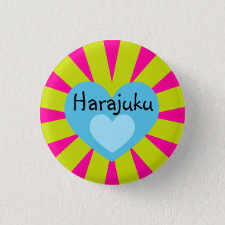 Harajuku Love Button
